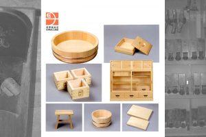 木曽材木工芸品